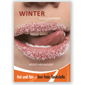 Saisonplakat Winter 2018 / 2019